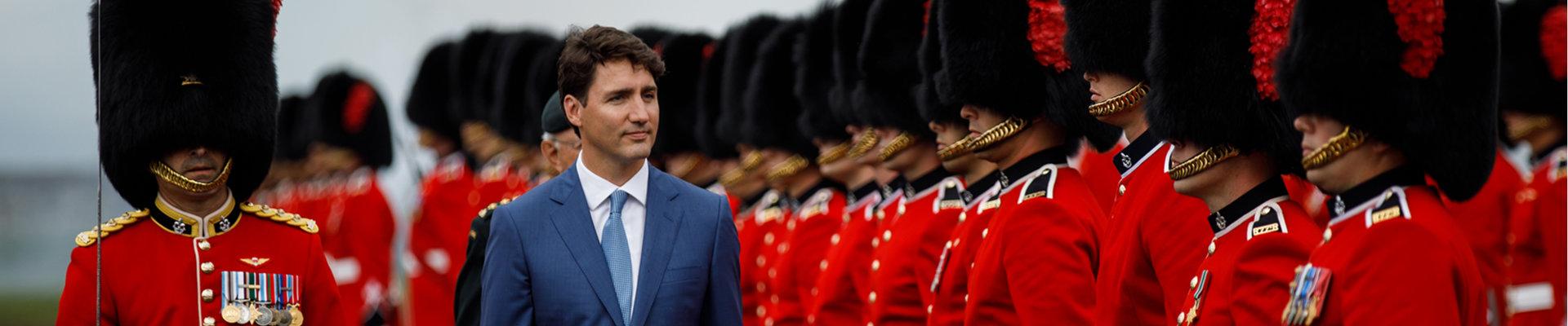 Gobierno Federal y Justin Trudeau